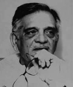 Photo of Gulzar