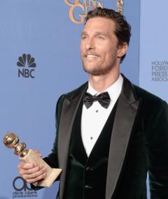 Photo of Matthew McConaughey