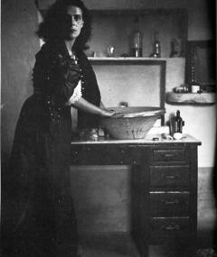 Photo of Leonora Carrington