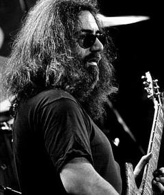 Photo of Jerry Garcia