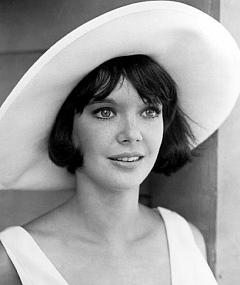Photo of Pamela Franklin