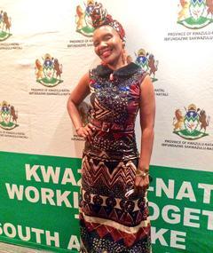 Photo of Joy Mbewana