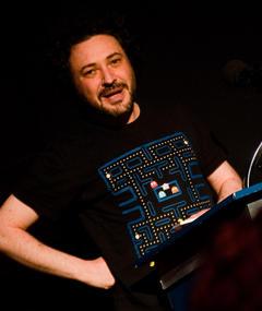 Photo of Jeremy Dyson