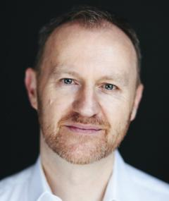 Photo de Mark Gatiss