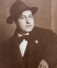 Photo of Erich Wolfgang Korngold