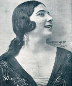 Photo of Carmen Vargas