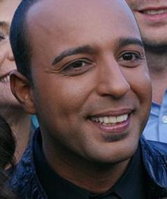 Photo of Arash Labaf
