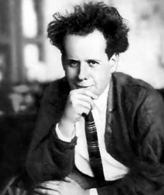 Photo of Sergei Eisenstein
