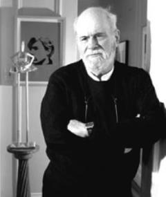 Photo of Arthur Danto