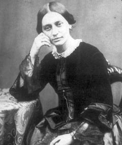 Photo of Clara Schumann