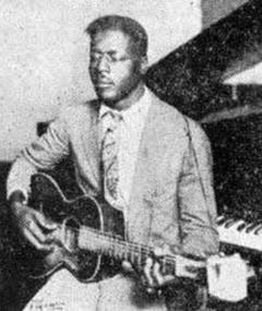 Photo of Blind Willie Johnson