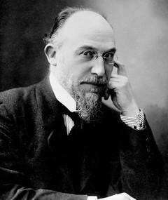 Foto von Erik Satie