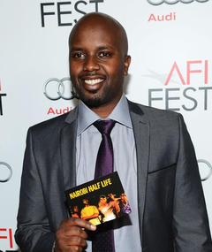 Photo of David 'Tosh' Gitonga