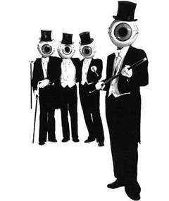 The Residents এর ছবি