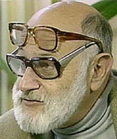 Photo of Vilém Flusser