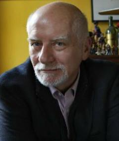 Photo of Chris Claremont