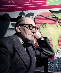 Foto von Le Corbusier