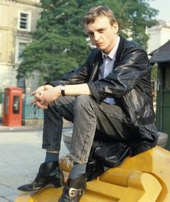 Photo of Mark E. Smith