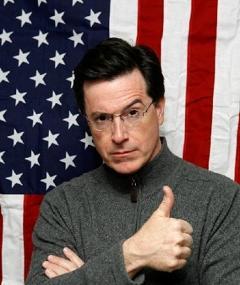 Stephen Colbert का फोटो