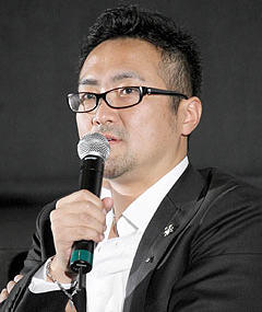 Photo of Yûichirô Hirakawa