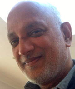 Photo of Suresh Ayyar