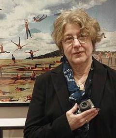 Photo of Martha Rosler