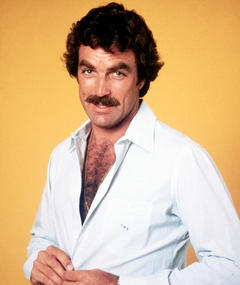 Foto Tom Selleck