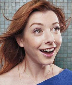 Photo of Alyson Hannigan