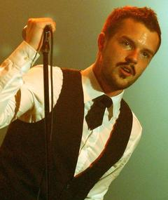 Photo of Brandon Flowers