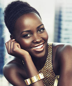 Photo of Lupita Nyong'o
