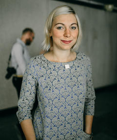 Photo of Emilija Škarnulytė