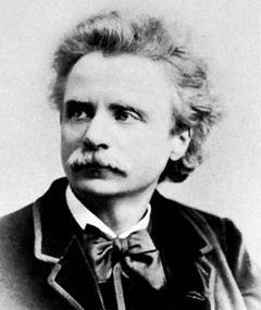 Photo of Edvard Grieg