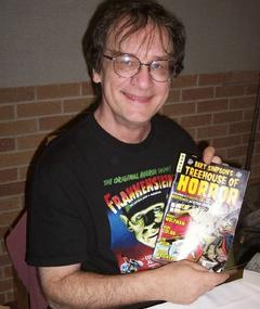 Photo of Bernie Wrightson