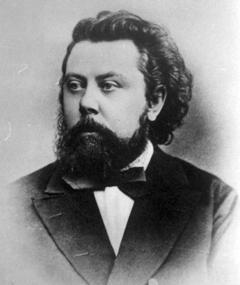 Photo of Modest Petrovich Mussorgsky