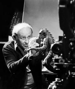 Photo of Ray Harryhausen