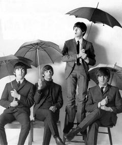 Poza lui The Beatles