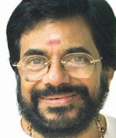Photo of M.G. Radhakrishnan
