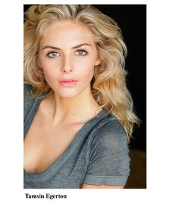 Photo of Tamsin Egerton
