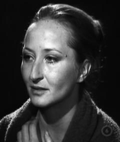 Photo of Erzsébet Gaál