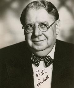 Photo of S.Z. Sakall