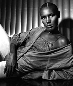 Photo de Grace Jones