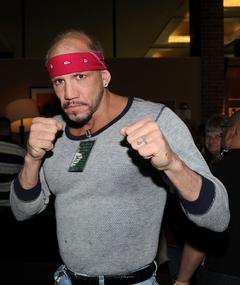 Photo of Tommy Morrison