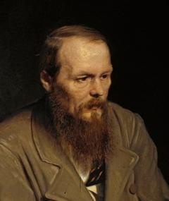Photo of Fyodor Dostoevsky