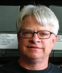 Photo of Rick Prelinger