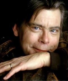 Foto van Stephen King