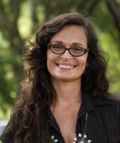 Photo of Lala Deheinzelin
