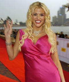 Photo of Anna Nicole Smith