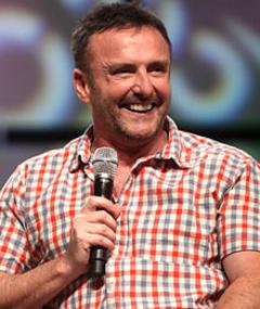 Photo of David Franklin