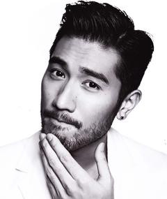 Photo of Godfrey Gao