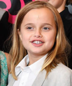 Photo of Vivienne Jolie-Pitt